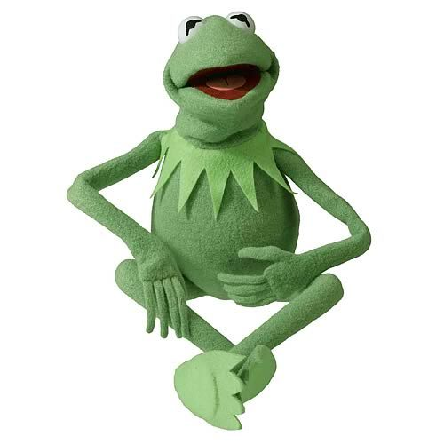 The Muppets wallpaper entitled Kermit the Frog
