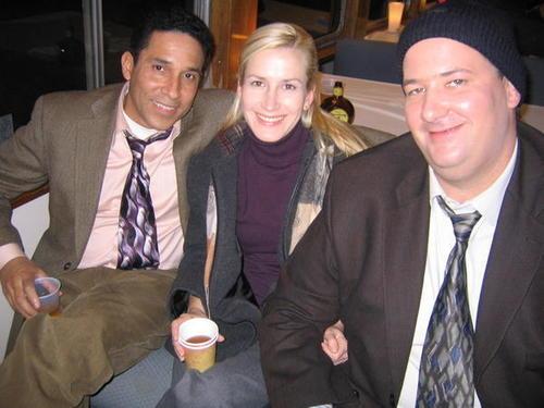 Oscar, Angela & Kevin