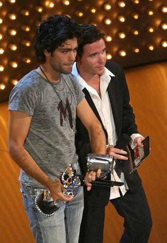 Kevin C and Adrian G MTV VMAs