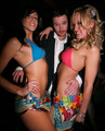 Kevin Connolly & HTZ Babes
