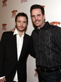 Kevin Connolly & Kevin Dillon - entourage photo