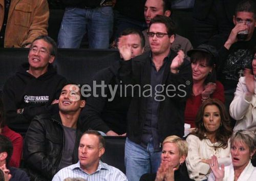 Kevin Connolly LA Lakers