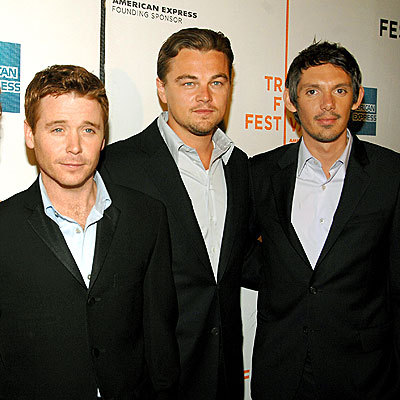 Kevin Connolly Leo Dicaprio