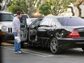 Kevin Connolly's Fender Bender