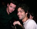 Kevin and Adrian Grenier VMAs