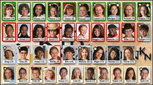 Kid Nation Kids
