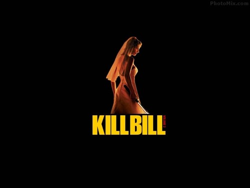 Quentin Tarantino wallpaper entitled Kill Bill Vol. 2