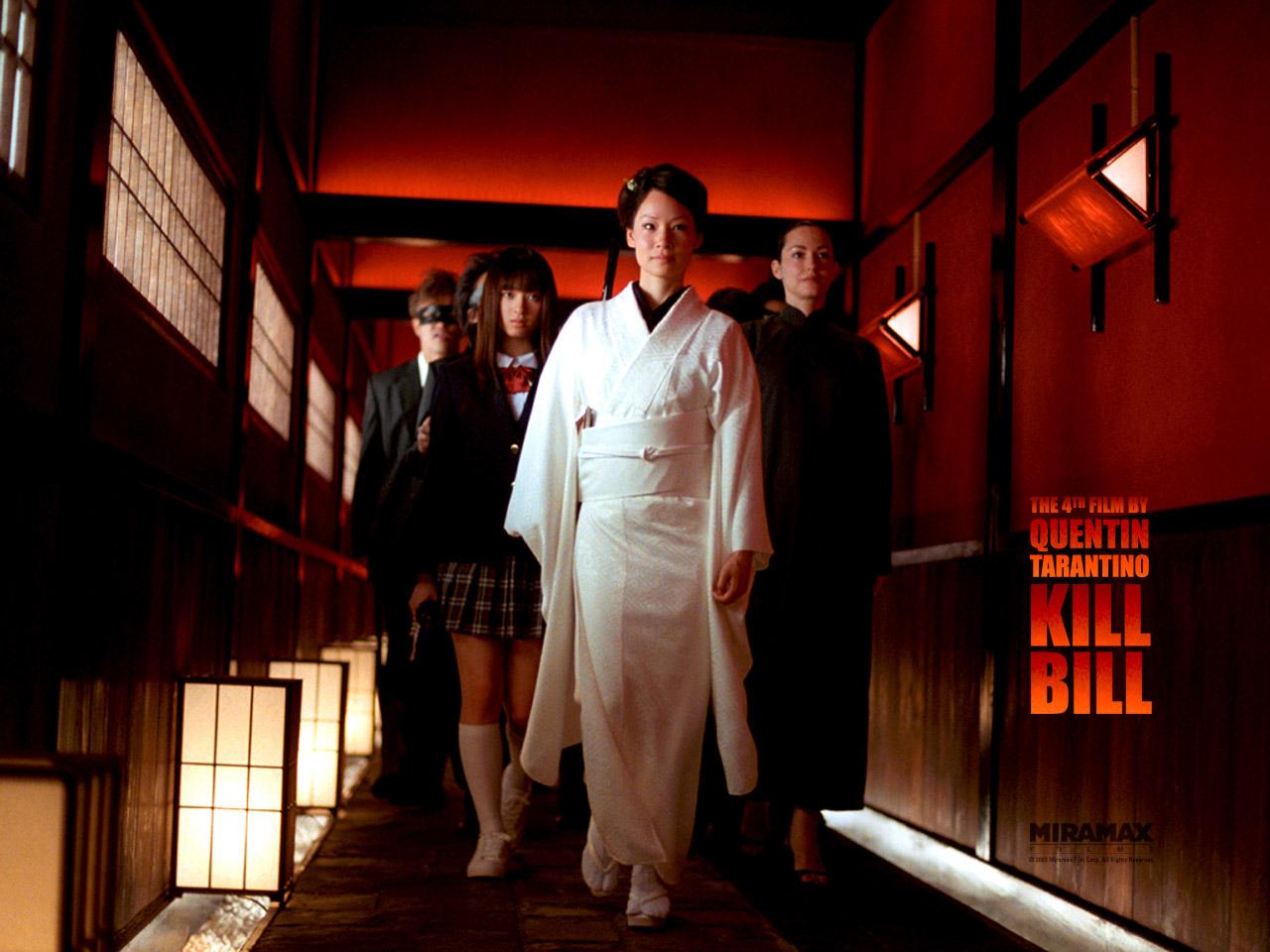 Kill Bill - Kill Bill Wallpaper (557619) - Fanpop