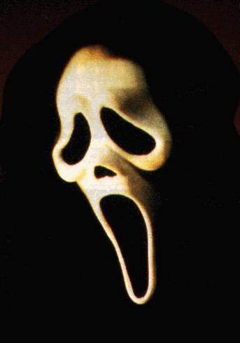 "Killer from ""Scream"""