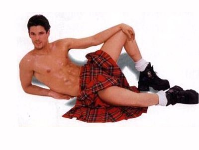 Kilted Men