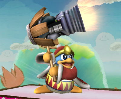 King Dedede's Special Moves