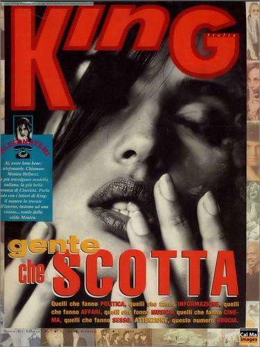 King Magazine Shoot