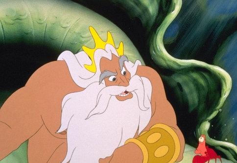 King Triton & Sebastian