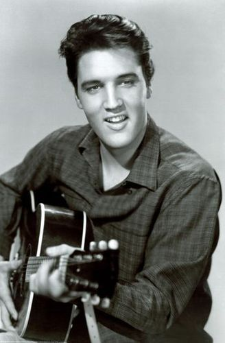 King of Rock'n'Roll Elvis