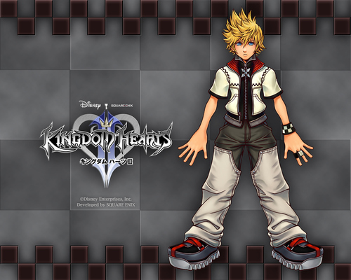 Kingdom Hearts 2 - kingdom-hearts Wallpaper