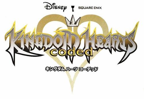 kingdom hearts fondo de pantalla entitled Kingdom Hearts coded logo