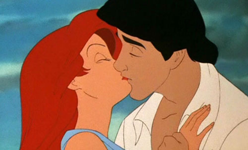Kiss The Girl - the-little-mermaid Photo