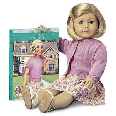 American Girl Dolls wallpaper entitled Kit