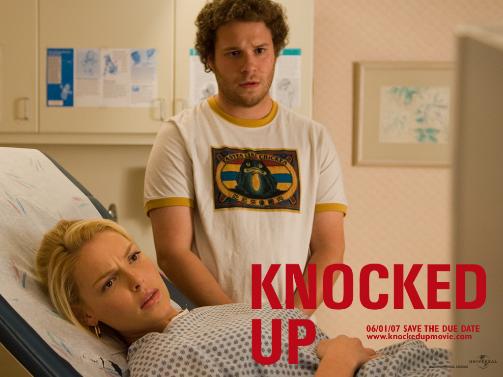 Knocked Up 壁纸