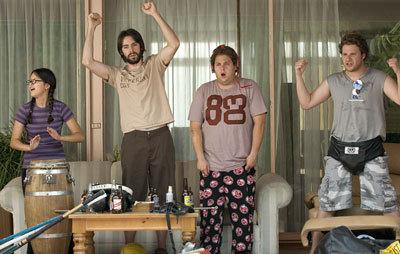 Jodi, Martin, Jonah & Ben