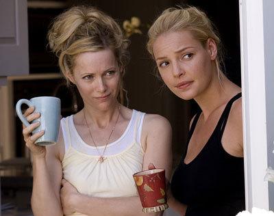 Debbie & Alison