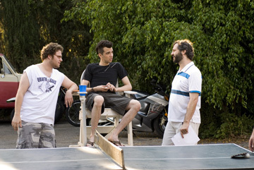 Seth, カケス, ジェイ & Judd