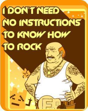 Know how to rock