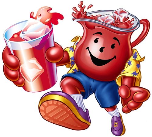 Kool-Aid wallpaper entitled Kool-Aid Man Pic