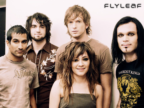 Flyleaf wallpaper entitled Kool