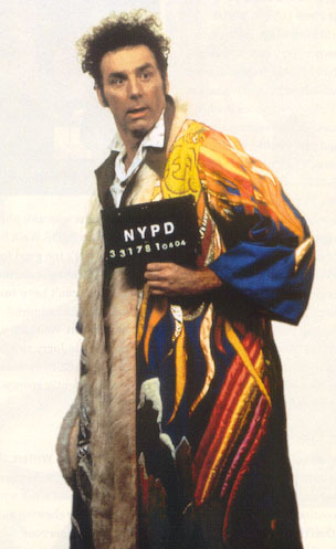 Seinfeld wallpaper titled Kramer