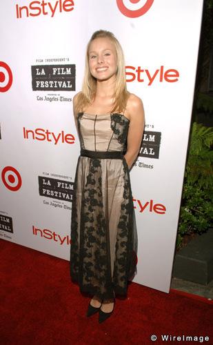 Kristen колокол, колокольчик, белл in Hollywood