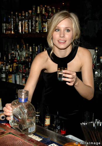 Kristen 벨 in Hollywood