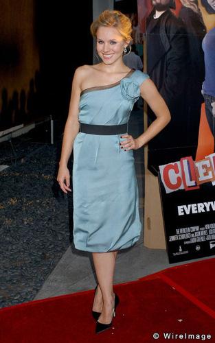 Kristen ベル in Hollywood