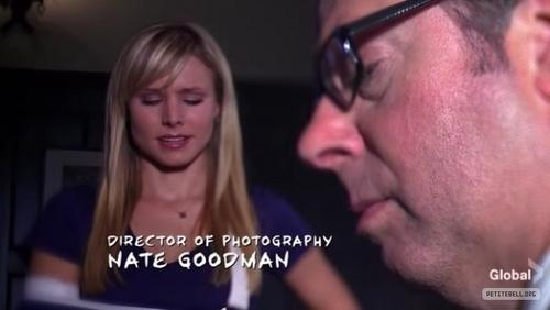 Kristen as Elle