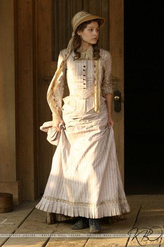 Kristen in Deadwood