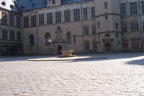 Kronborg Courtyard - castles Photo