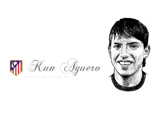 Soccer wallpaper entitled Kun Aguero