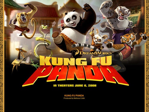 Kung Fu Panda - movies Wallpaper