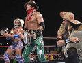 Kurt Angle, Edge & Christian