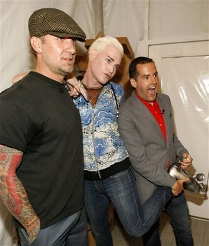LA Fashion Week - Backstage