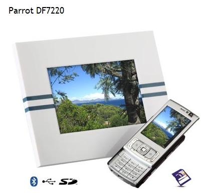 LCD pic frame