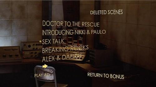 Lost wallpaper entitled LOST Season 3 DVD Screencaps