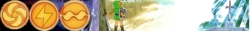 LOZ banners par Knifewrench