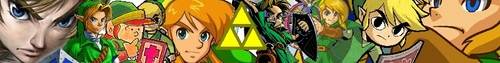 LOZ banners by Knifewrench