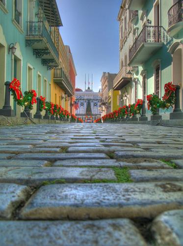 La Fortaleza Street