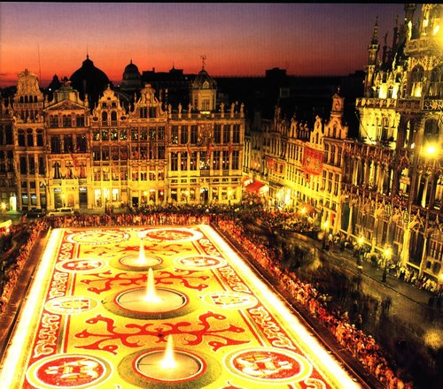 La Grand Place/Grote Markt - belgium Photo