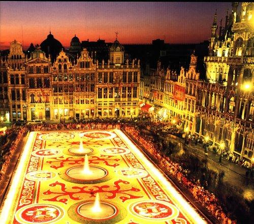 La Grand Place/Grote Markt