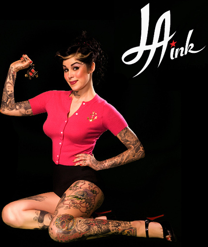 LA Ink wallpaper called La Ink