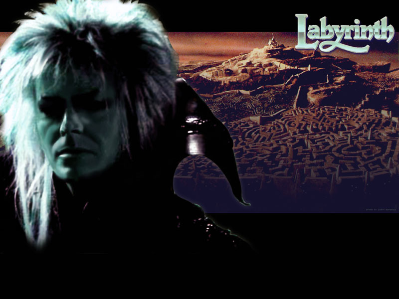 labyrinth wallpaper jareth - photo #25