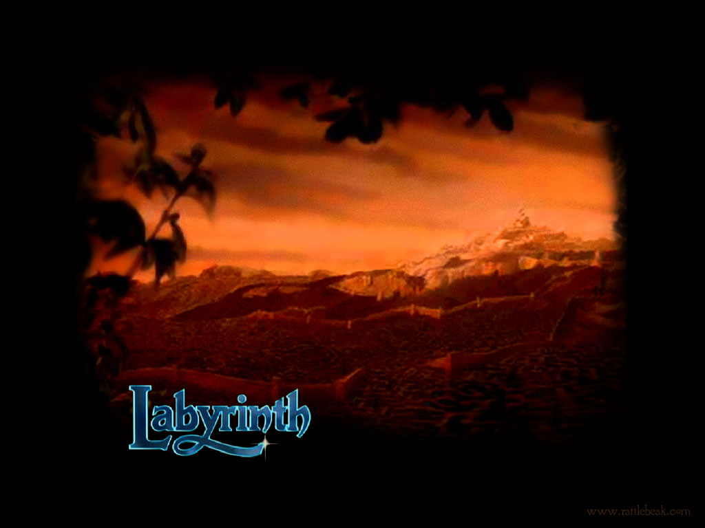 Labyrinth - Labyrinth Wallpaper (63797) - Fanpop Labyrinth Movie Wallpaper